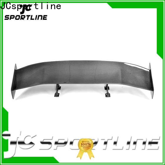 replaceable car accessories spoiler for business for hatchback