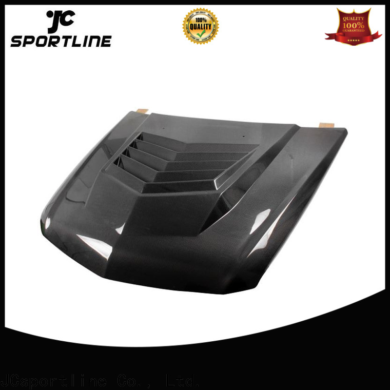 JCsportline carbon hood series for coupe