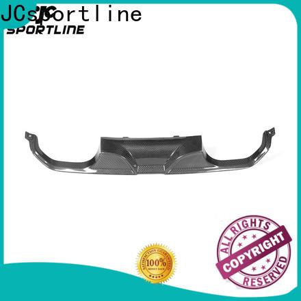 JCsportline ferrari custom diffuser with custom services for trunk