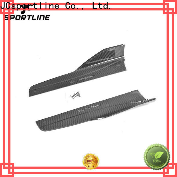 JCsportline air splitter company for vehicle