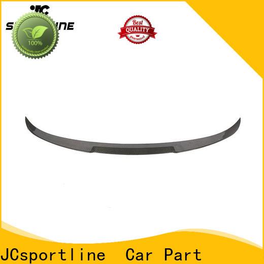 JCsportline custom made spoiler supply for car