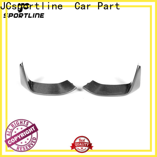 JCsportline carbon fiber splitter manufacturers for vehicle
