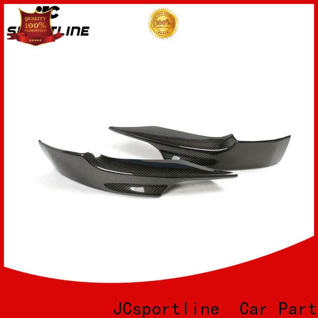 JCsportline audi custom splitter company for vehicle