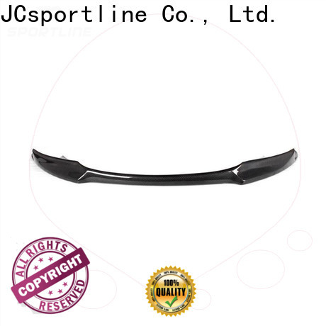 JCsportline best carbon fiber lip kit facelift for coupe