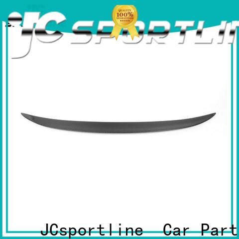 JCsportline infiniti spoiler accessories manufacturers for hatchback