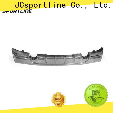 JCsportline chevrolet fiber diffuser with custom services for car styling