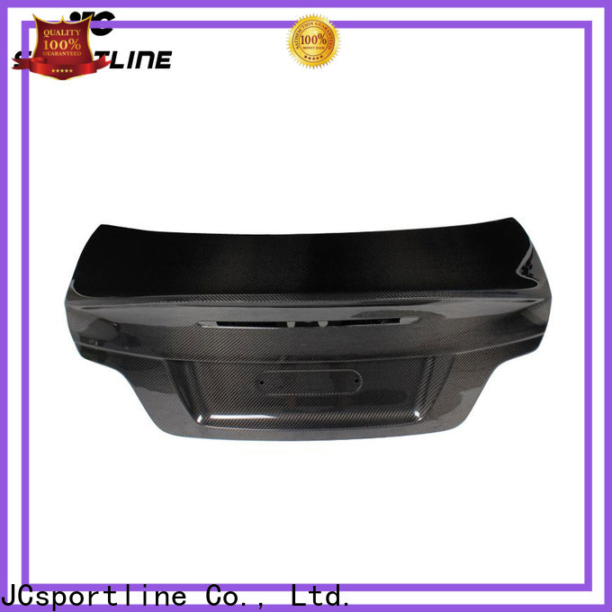 racing carbon fiber trunk lid for business for replacement