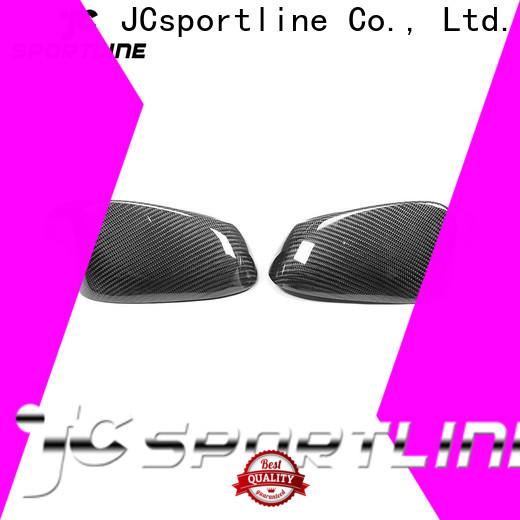 JCsportline carbon fiber car mirrors for business for car