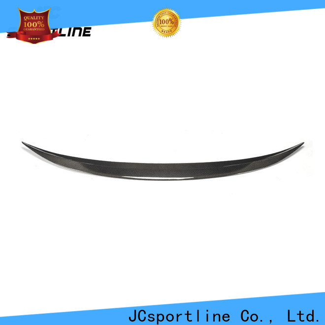 JCsportline car accessories spoiler manufacturers for car