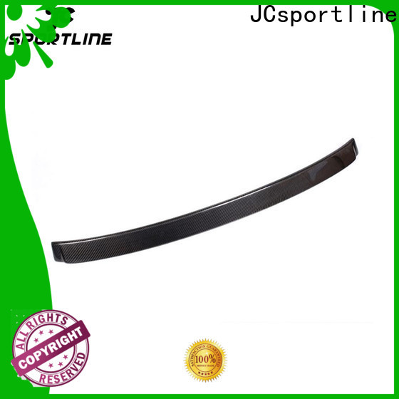 JCsportline custom car wings and spoilers for business for hatchback