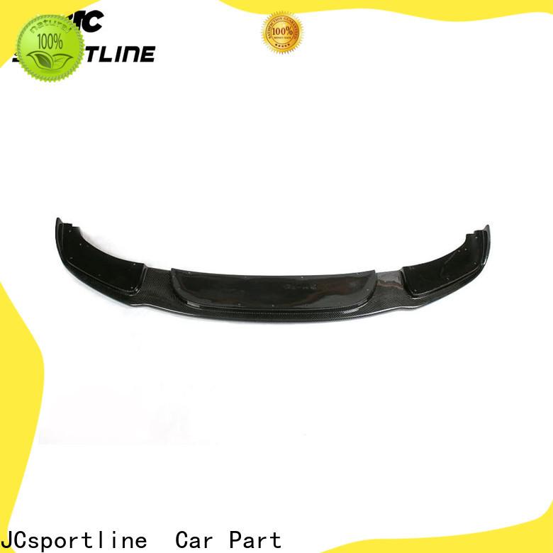 JCsportline quattro carbon fiber lip kit supply for coupe