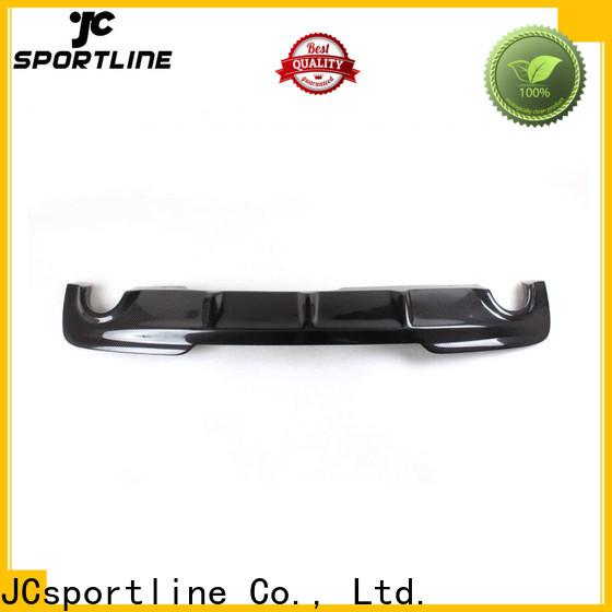 JCsportline volkswagen fiber diffuser suppliers for car
