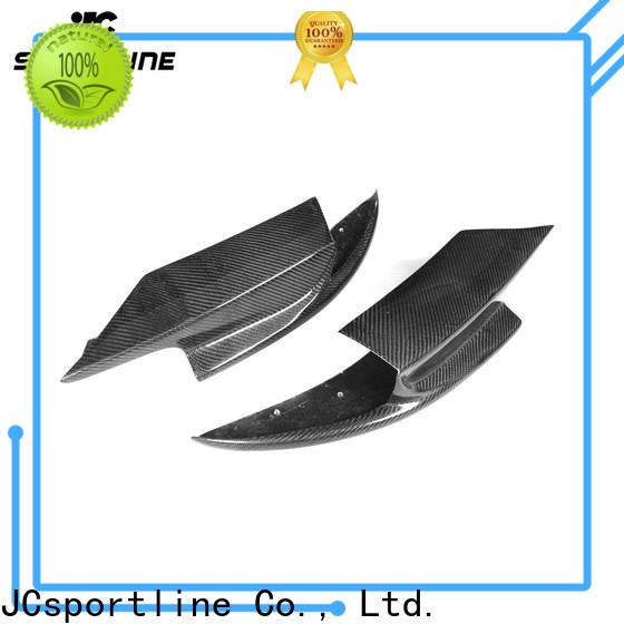 JCsportline amg custom splitter manufacturers for vehicle