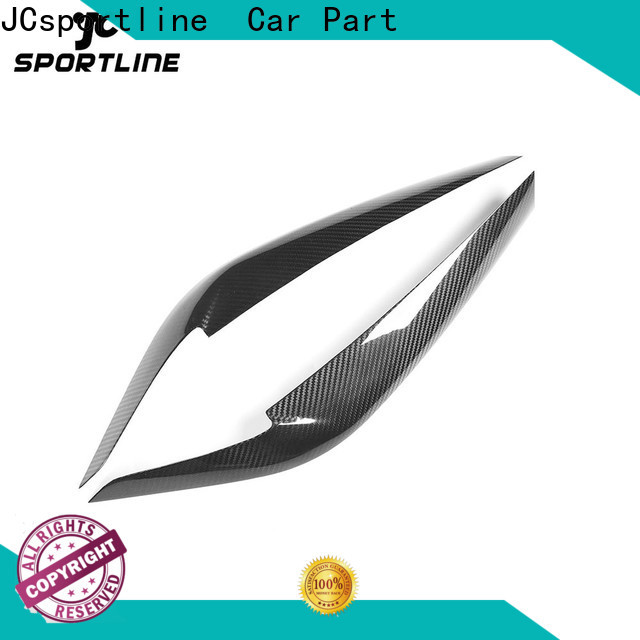 JCsportline toyota carbon fiber eyebrows company for carstyling
