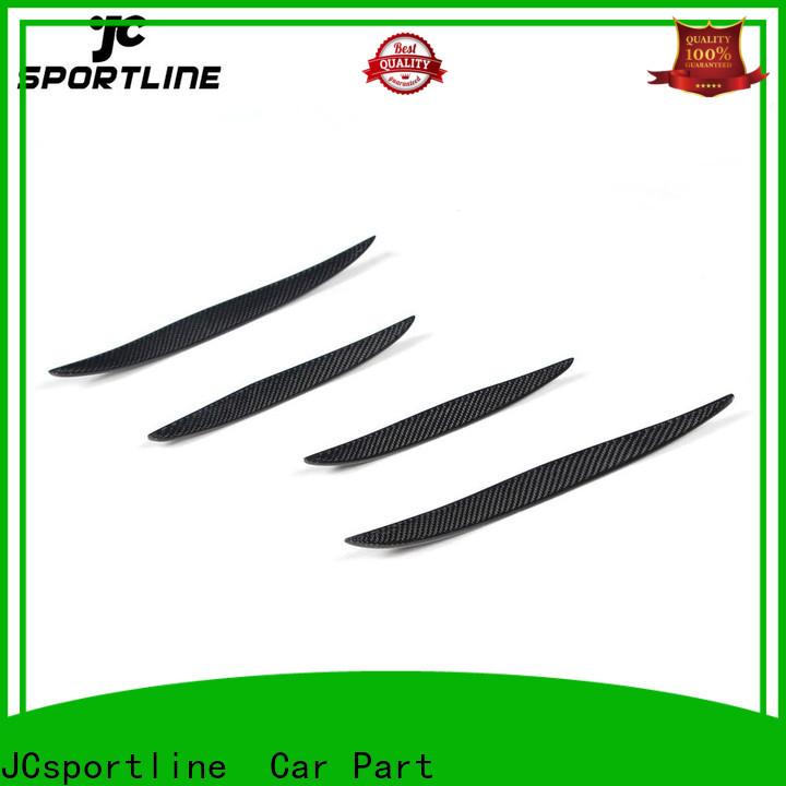 JCsportline carbon canards suppliers for sale