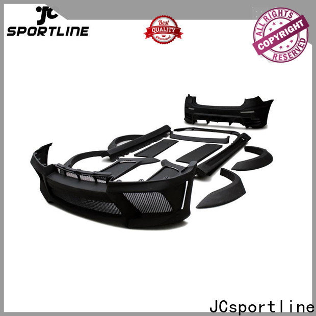 JCsportline latest custom made body kits factory for coupe