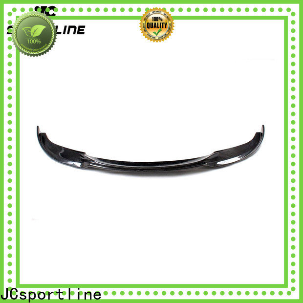 JCsportline carbon fiber lip kit supply for coupe