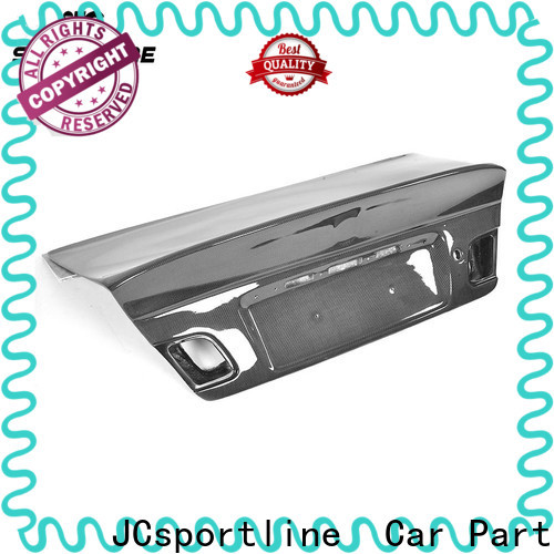 custom carbon fiber trunk lid manufacturers for replacement
