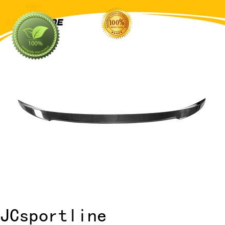 JCsportline carbon spoiler supply for vehicle