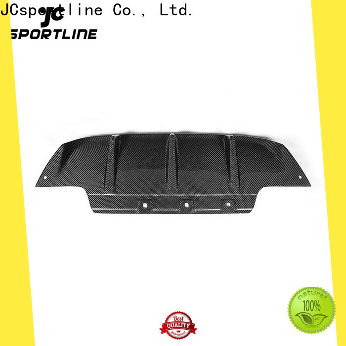 JCsportline carbon diffuser supply for trunk