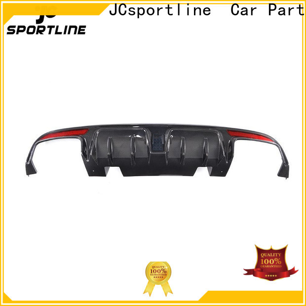 JCsportline panamera auto diffuser factory for car styling