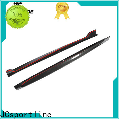 JCsportline automotive side skirts supply for sale