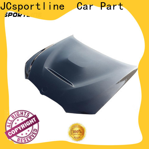 honda carbon fiber car hood supply for sale