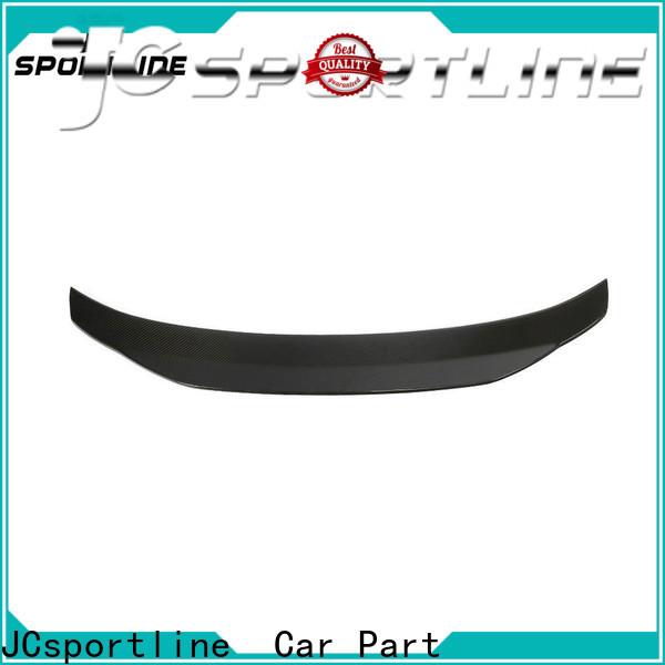 JCsportline wholesale automobile spoiler factory for hatchback