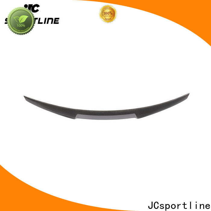 JCsportline auto spoiler kits supply for vehicle