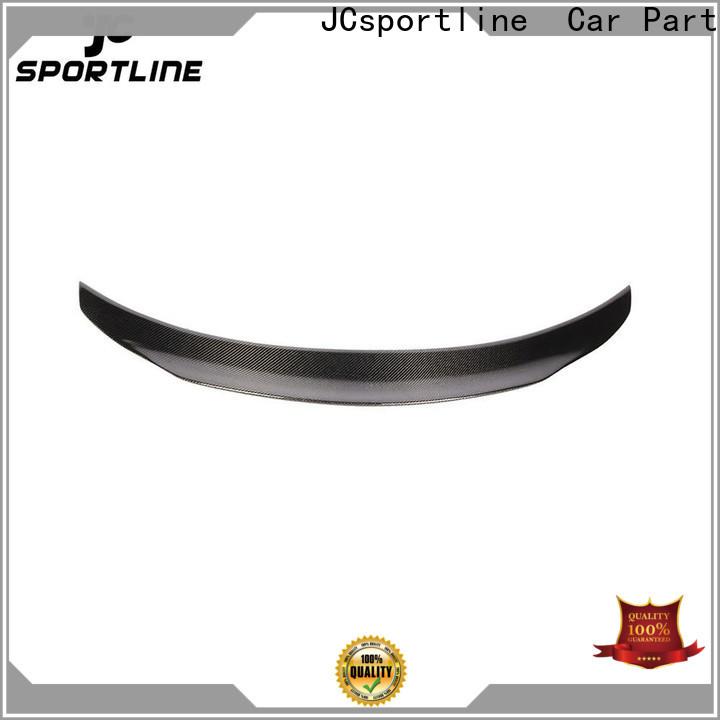 JCsportline automobile spoiler factory for car
