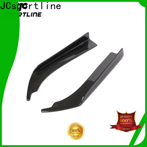 JCsportline racing custom splitter extension guard for vehicle