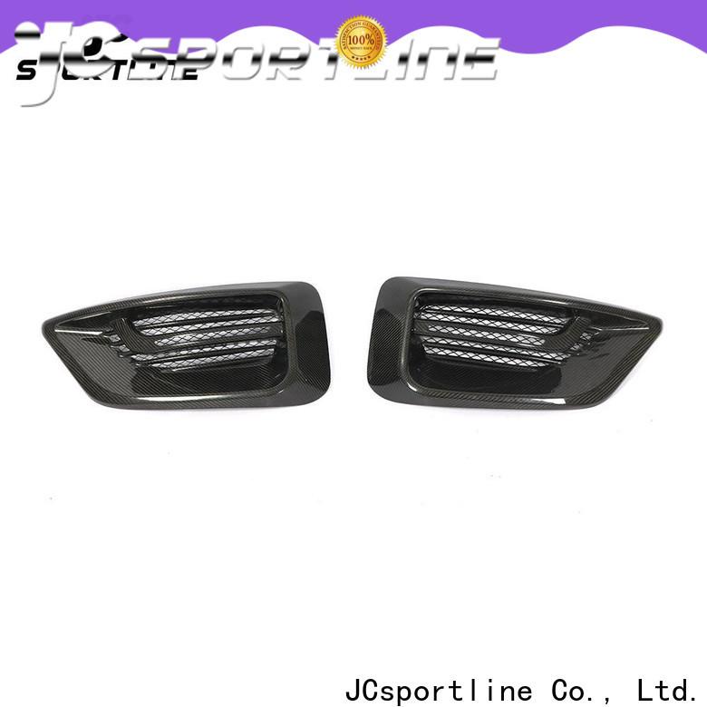 JCsportline custom car light covers light frame for car