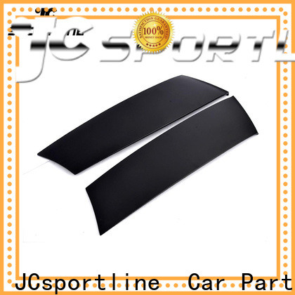 JCsportline carbon fiber fender trim suppliers for sale