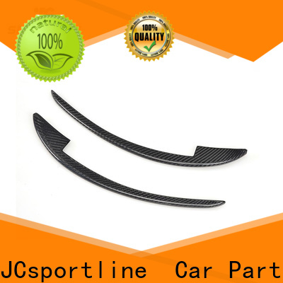 JCsportline carbon canards manufacturers for carstyling