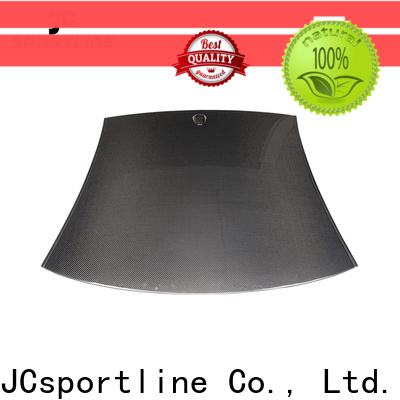 JCsportline top carbon car hood factory for carstyling