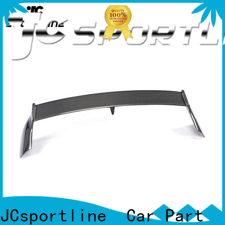 JCsportline car spoiler accessories manufacturers for hatchback