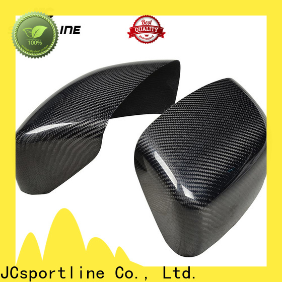 JCsportline scirocco carbon fiber car mirrors replacement for car styling