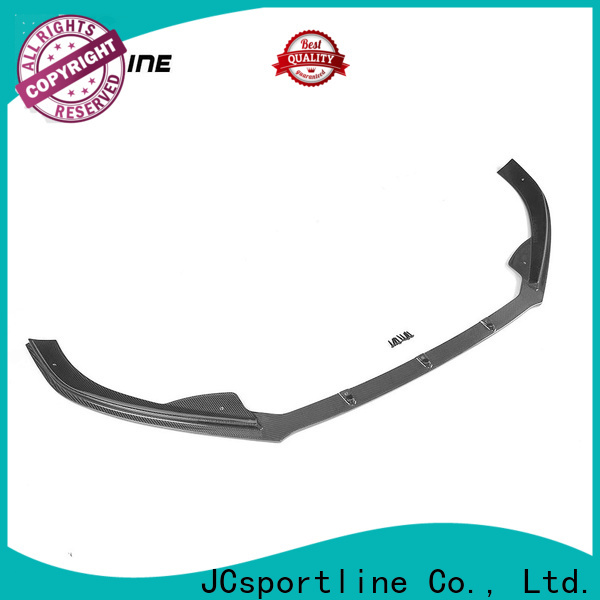 JCsportline racing car lip kit factory for trunk
