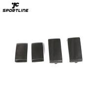 ML-ZDH021 Dry Carbon Fiber Front&Rear Bumper Trims for Mercedes G500 G550 G65 G63 W463 18-19
