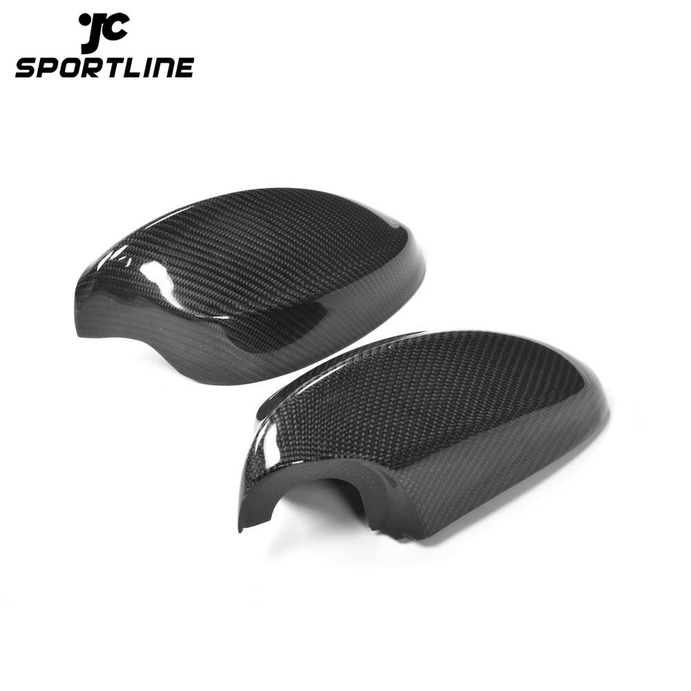 JC-XP869 Carbon Fiber Replace type styling E90 car carbon mirror covers for BMW,auto carbon mirror fender for BMW E90 2005-2008