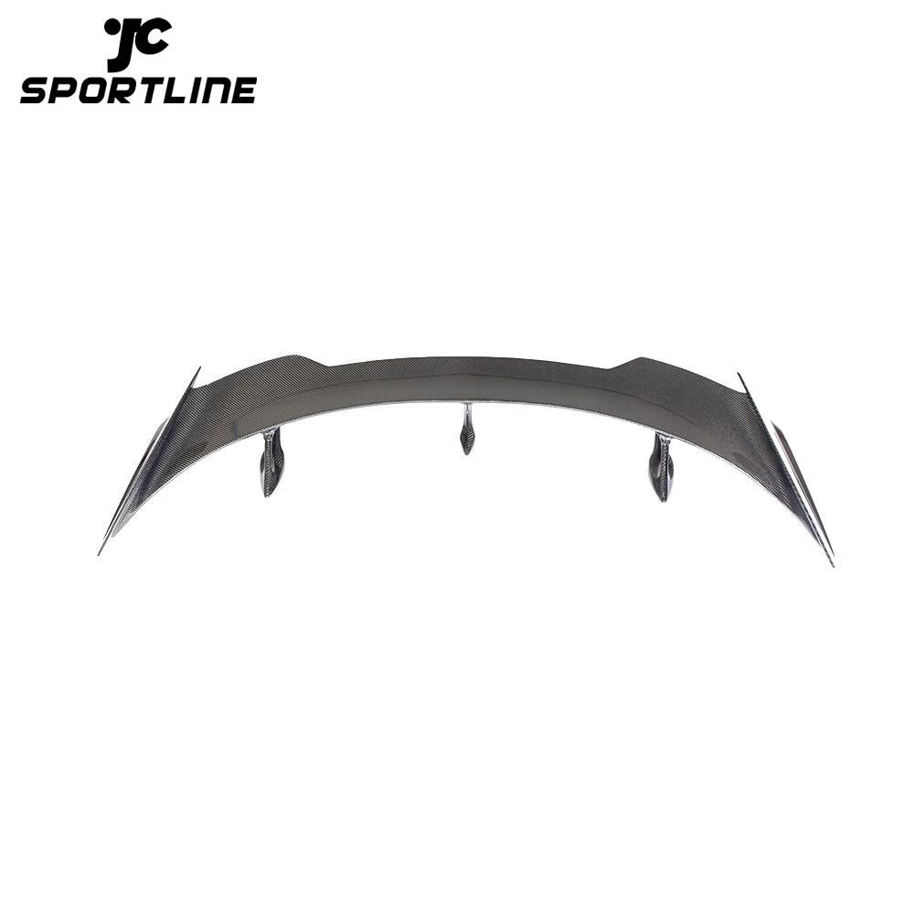 JC-HD246 Carbon Fiber Rear Wing Spoiler for Ford Mustang Shelby GT350 2015- 2019