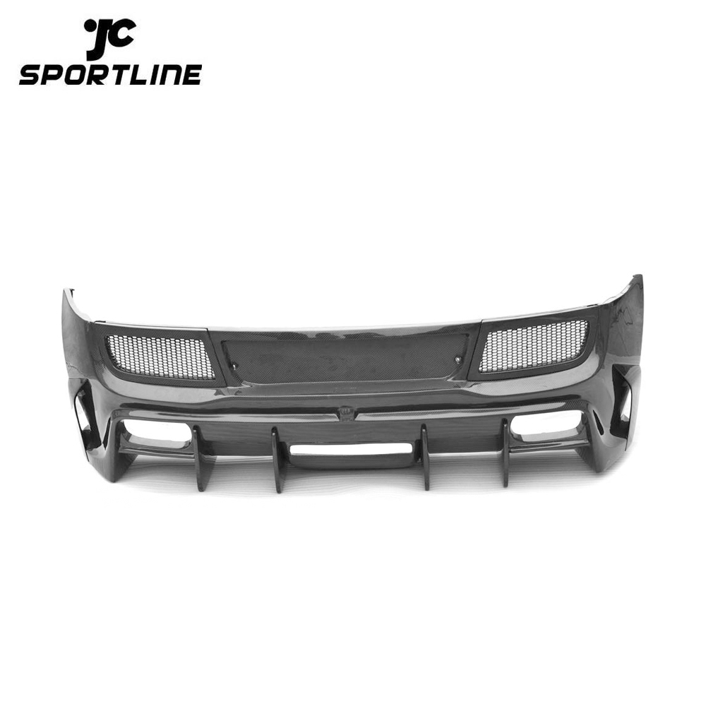 ML-XM008 Carbon Fiber Rear Bumper for Lamborghini Gallardo LP550 LP560 LP570 08-12