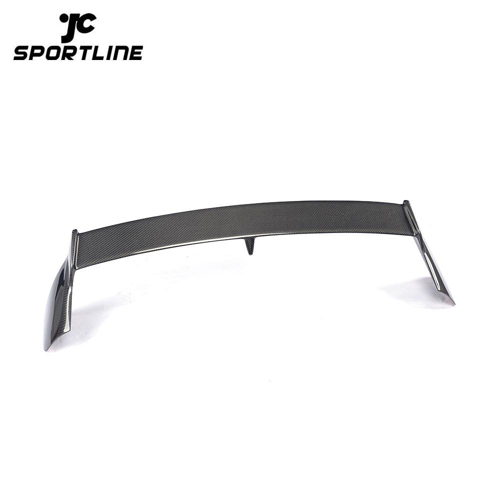 ML-XM191 Carbon Fiber Roof Car Wing for Porsche Cayenne 958 Turbo S 4-Door 2015-2017