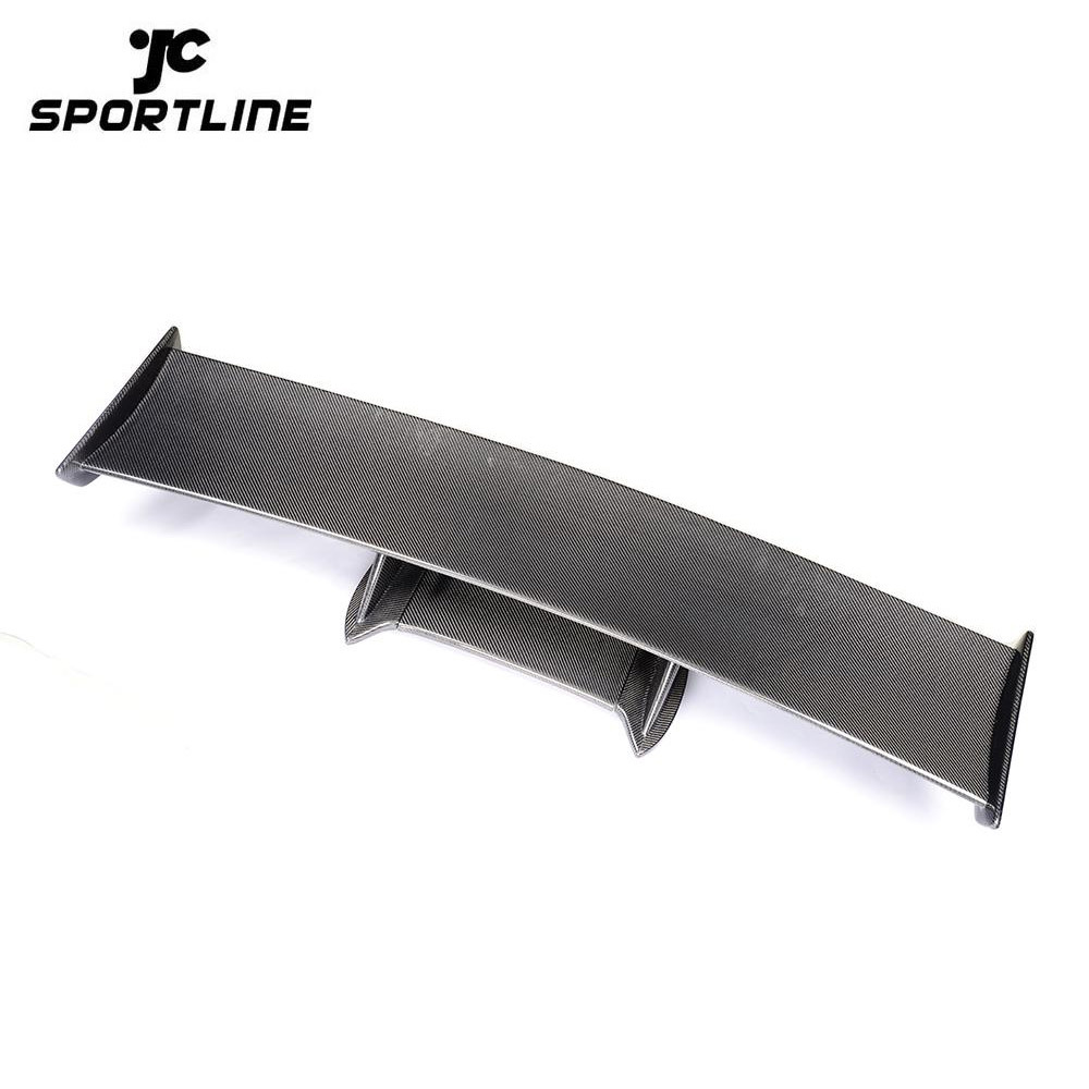 ML-XM045-7  Carbon Fiber Rear Tail Trunk Spoiler Boot Lip Wing for Nissan GTR GT-R R35 2009 - 2015