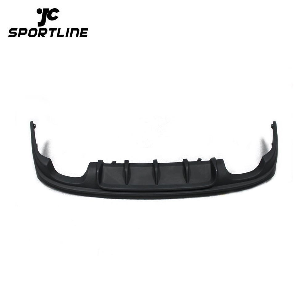 JC-20150414 PU Rear Bumper Lip Diffuser for Lexus IS 250 IS350 2014-2015