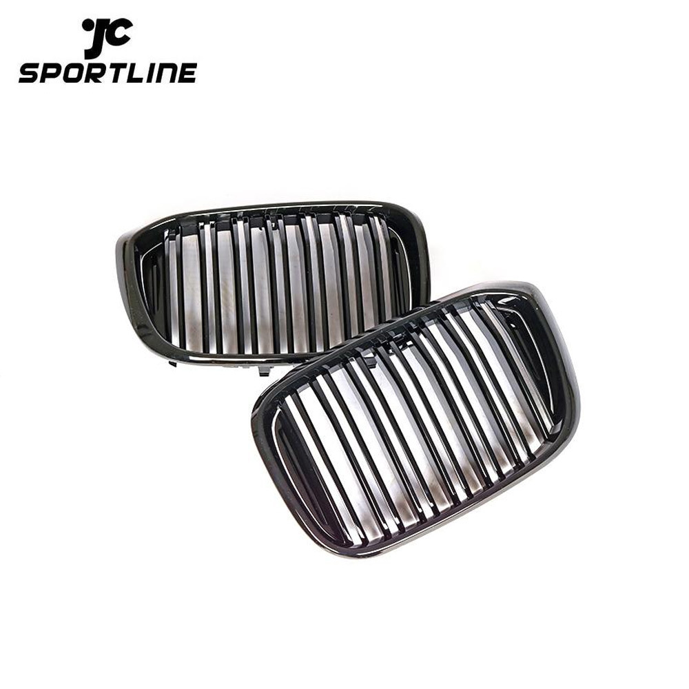 JC-ZYY269  ABS Glossy Back Grill for BMW X3 X4 G01 18-19