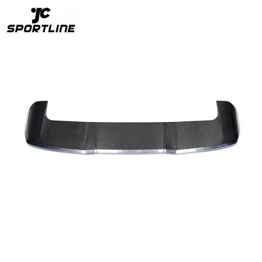 ML-YBX044 2019 X5 Roof Wing Spoiler Carbon Fiber for BMW G05 X5 M Sport xDrive40i xDrive50i