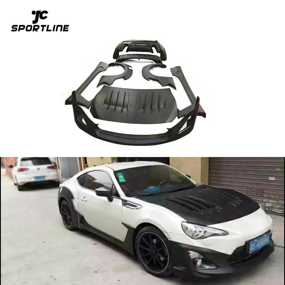JC-WSM330  For Toyota carbon fiber GT86 2017-2020 Subaru BRZ 2013-2020 body kit