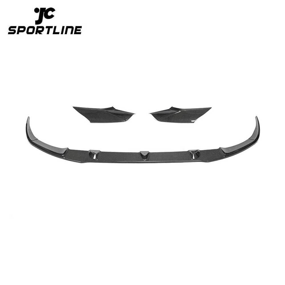 ML-ZDH131 Carbon Fiber Front Bumper Lip for BMW Z4 G29 Convertible 2-Door 2019-2020
