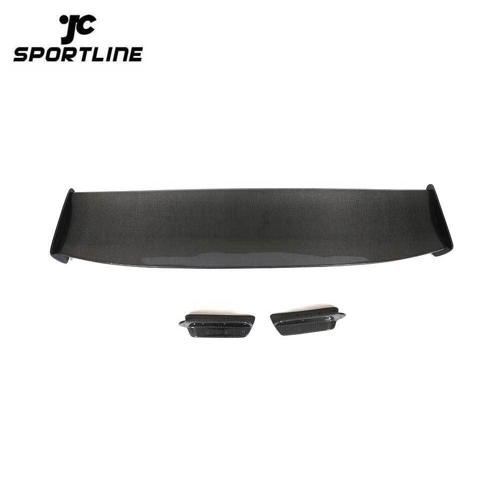 JC-WSM318 Carbon Fiber Racing Rear Trunk Spoiler Wing For Toyota 86 Subaru BRZ 2013-2020